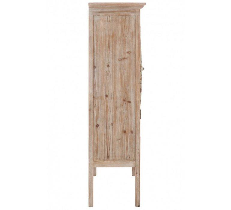 Armoire orientale bois naturel CASABLANCA