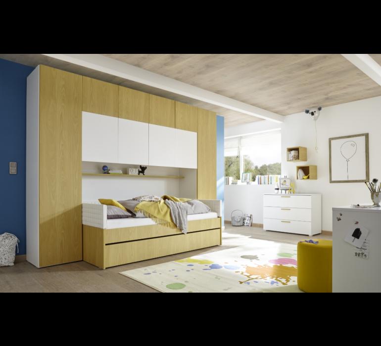 Chambre Moderne Lit Pont Enfant Surf 2056