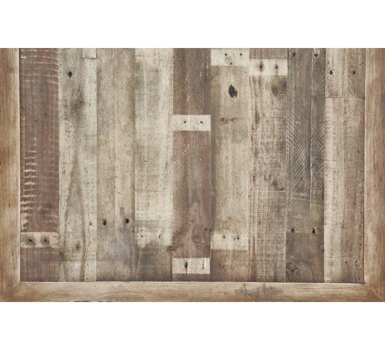 Banc industriel bois massif BROOKLYN