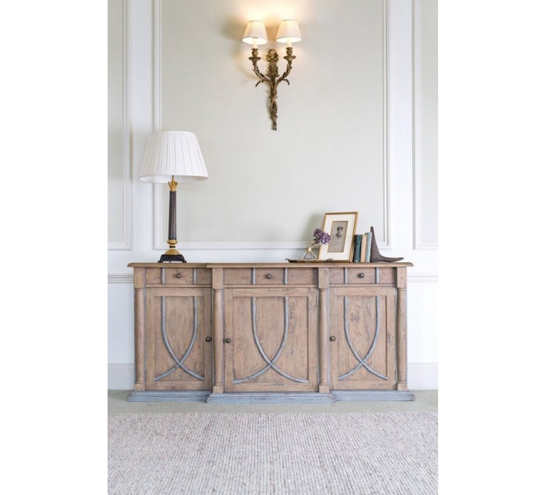 Bahut 3 portes style charme IMPERATRICE