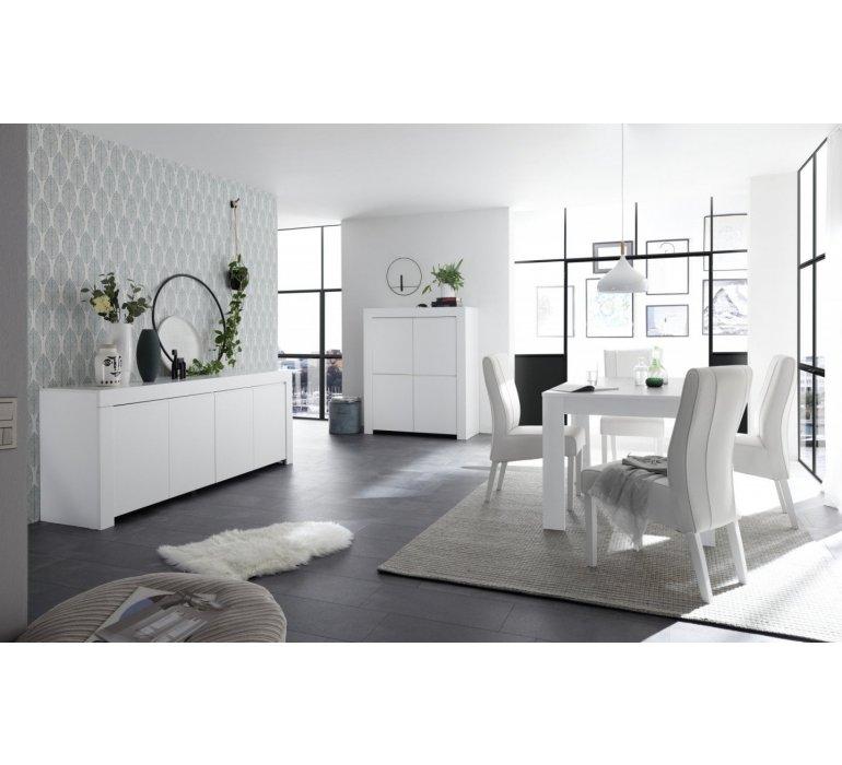 Enfilade design blanche SORRENTE