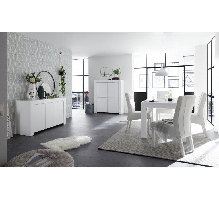 Buffet design blanc SORRENTE