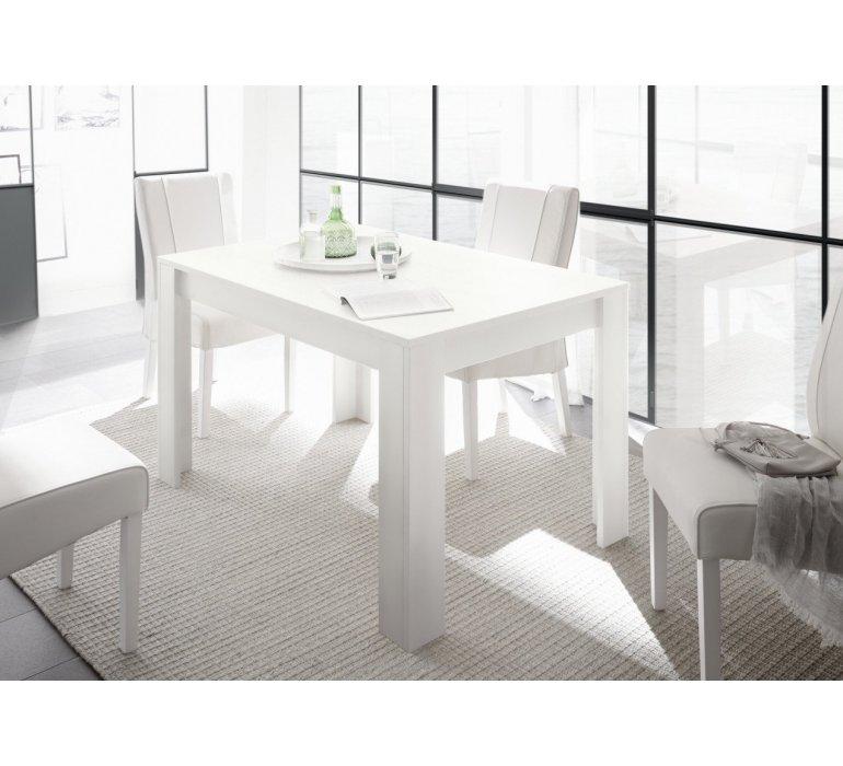 Salle à manger blanche design SORRENTE