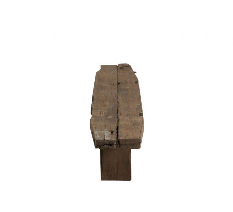 Banc 180cm bois recyclé industriel KAMELOT