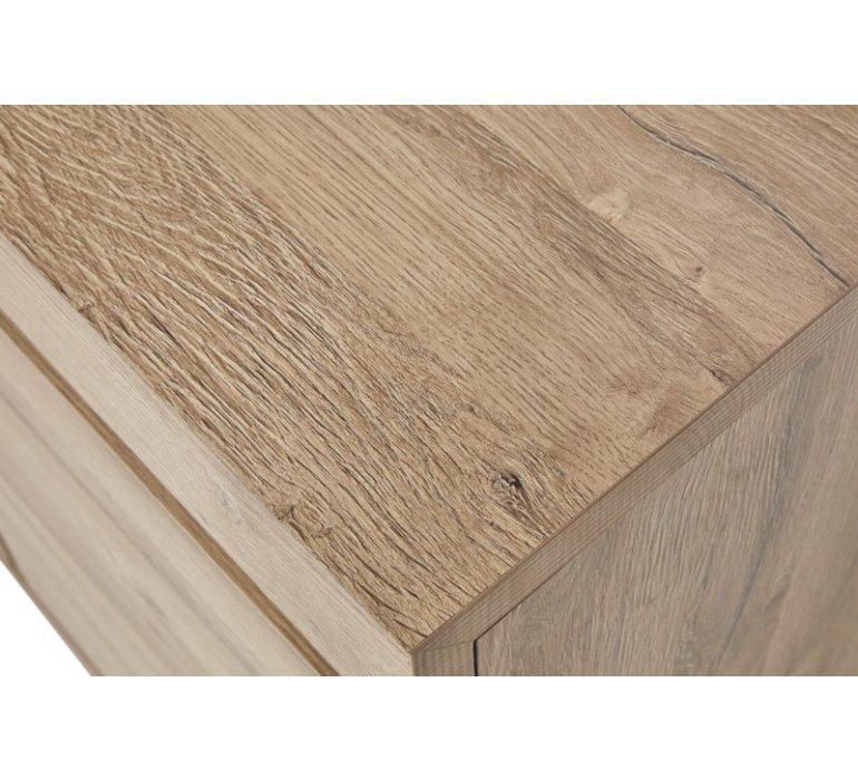 Bahut style moderne bois clair JULIETTE