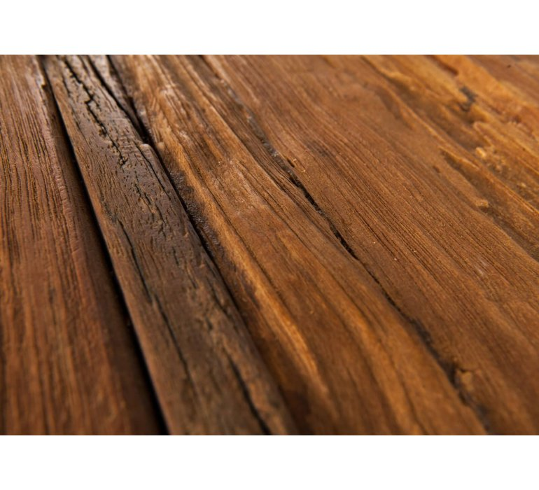 Buffet bois massif et métal industriel POWER