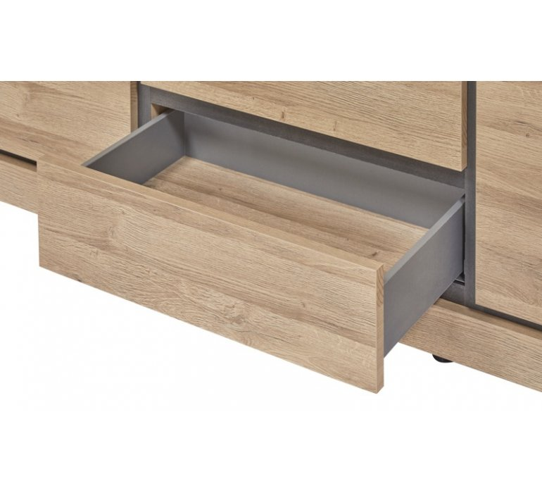 Salle à manger style moderne bois clair JULIETTE