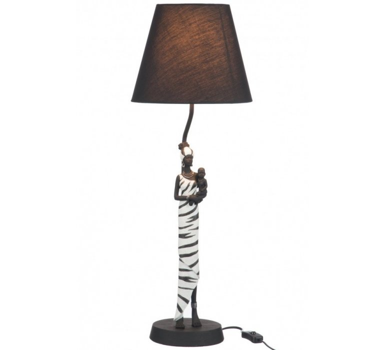 Lampe zébré africaine BANGUI