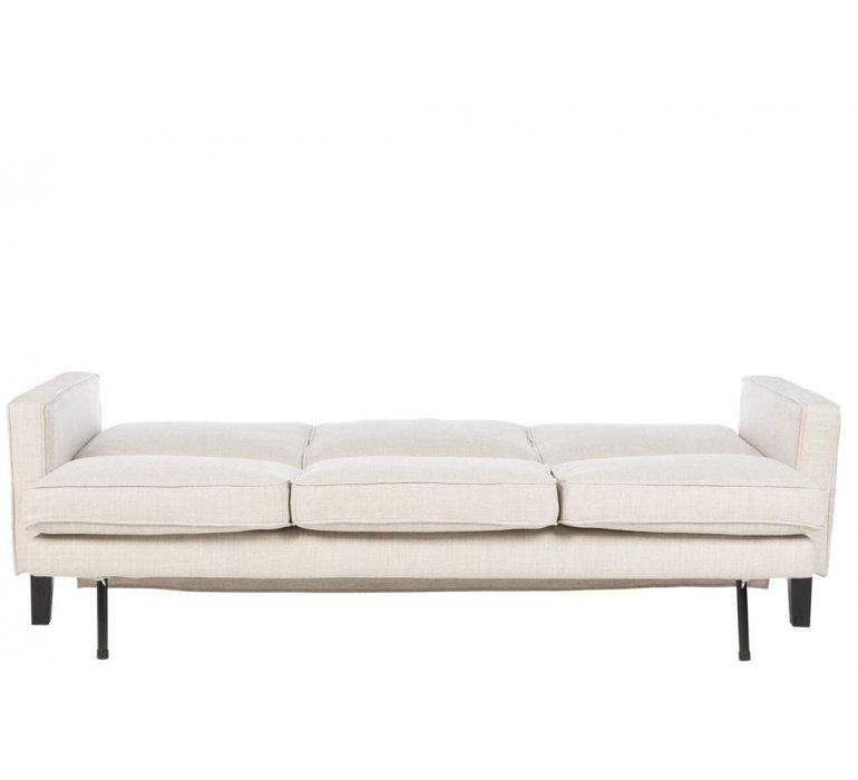 Canapé beige style scandinave MALMO