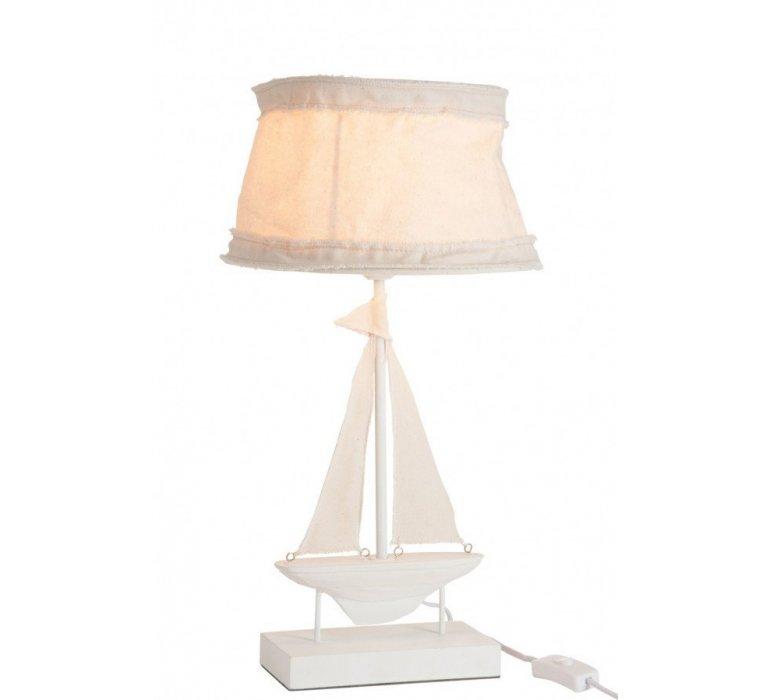 Lampe voilier blanc STELLA
