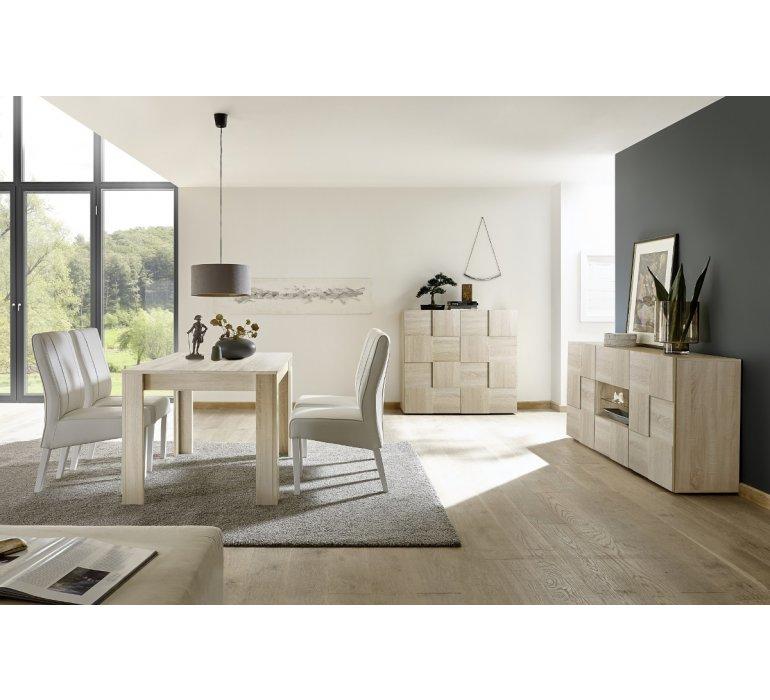 Salle à manger bois clair moderne VOGUE
