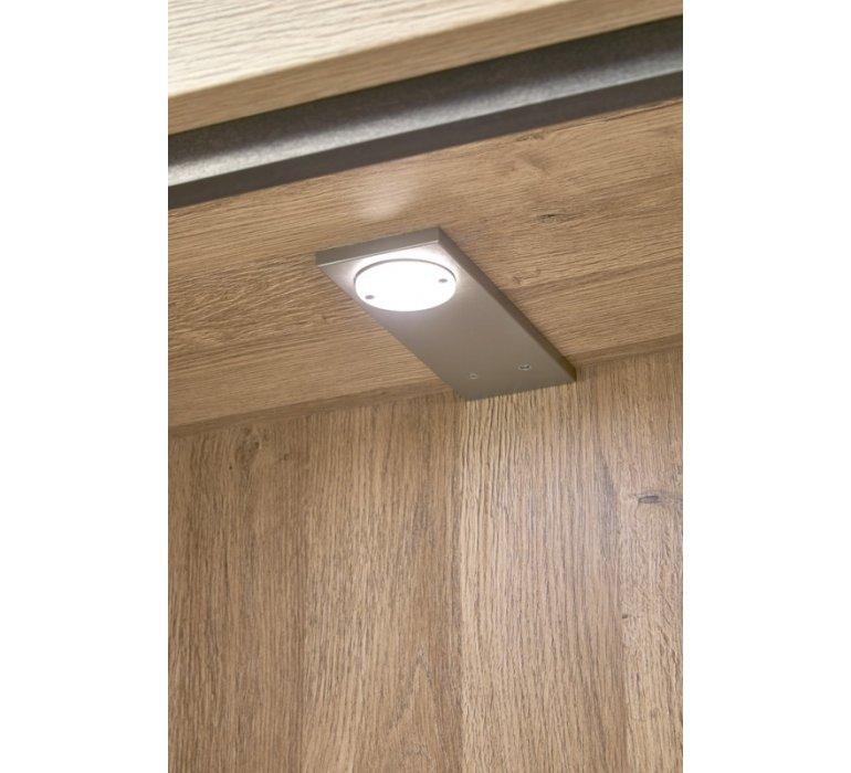 Vaisselier style moderne bois clair JULIETTE