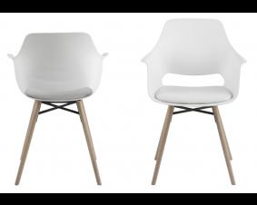 Chaise design de salle à manger