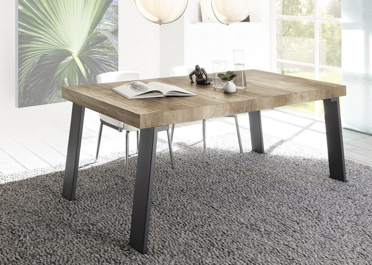 Table À Manger Nordique table à manger bois clair scandinave stockholm